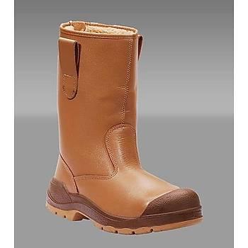 Deri Ýçi Miflonlu Çizme HD 424 SI