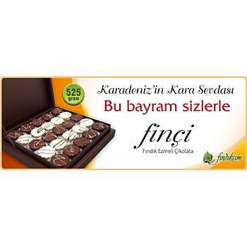 Fındık Ezmeli Çikolata _ 525gr