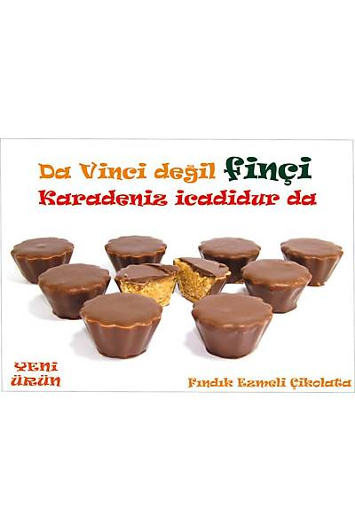 Badella - Fýndýk Ezmeli Çikolata 525 Gr.