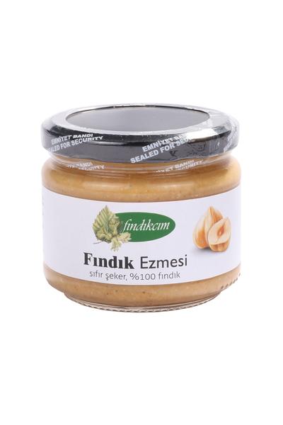 Fýndýk Ezmesi, Þekersiz, %100 Fýndýk, 270 gr