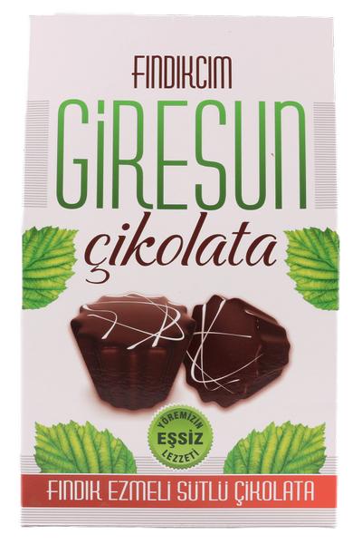 Giresun Çikolatasý 250 Gr. (12'li)