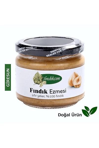 Fýndýk Ezmesi, ÞEKERSÝZ, %100 Fýndýk, 270 gr