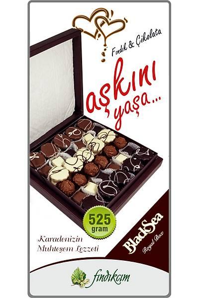 Ýstenella - Karýþýk Çikolata 525 Gr.