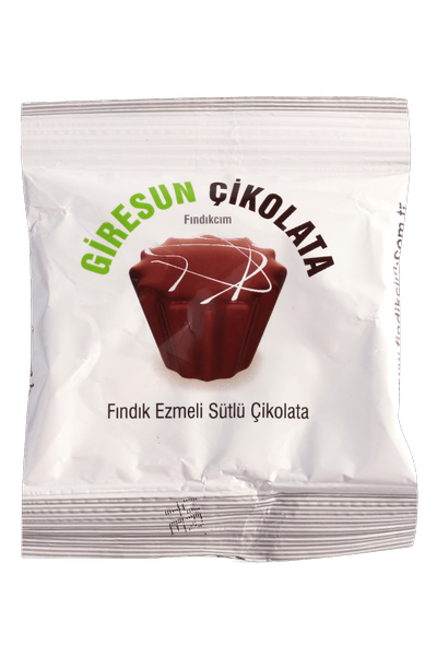 Tekli Giresun Çikolatası - Hazelnut Butter Cup