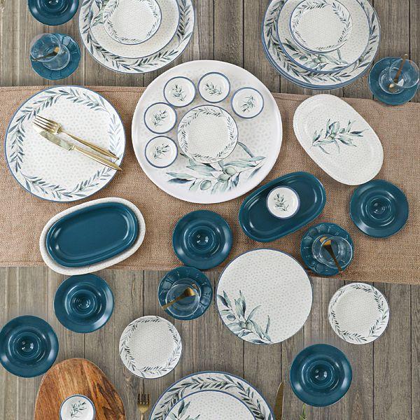 Lina Blue Kahvaltý Takýmý 50 Parça 6 Kiþilik - 20058/62/63