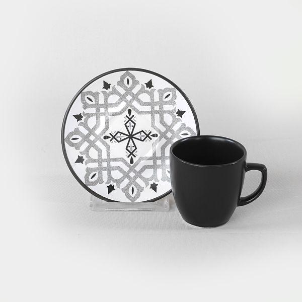 Mystic Kahve Takýmý 12 Parça 6 Kiþilik - 19298
