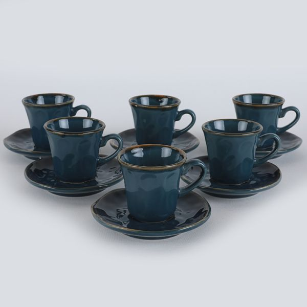 Lapis Kahve Takýmý 12 Parça 6 Kiþilik - 18665