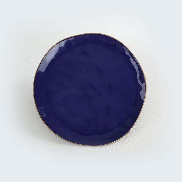 Blue Organik Pasta Tabaðý 20 Cm