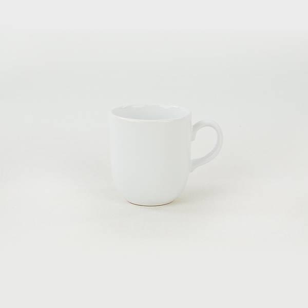 Beyaz Ekinoks Kupa 10 Cm 2 Adet