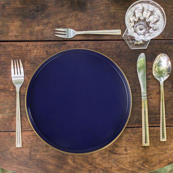 Blue Stackable Pasta Tabaðý 21 Cm