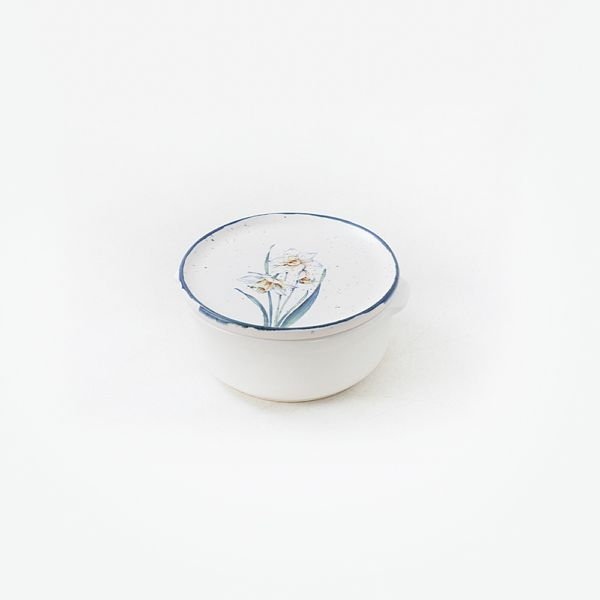 Anatolian Flowers Kahvaltýlýk 10 Cm 6 Adet
