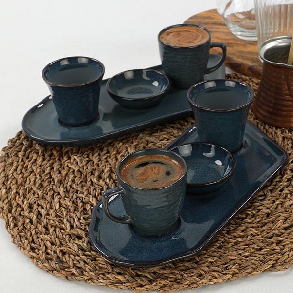 Lapis Kahve Sunum Seti 8 Parça 2 Kiþilik