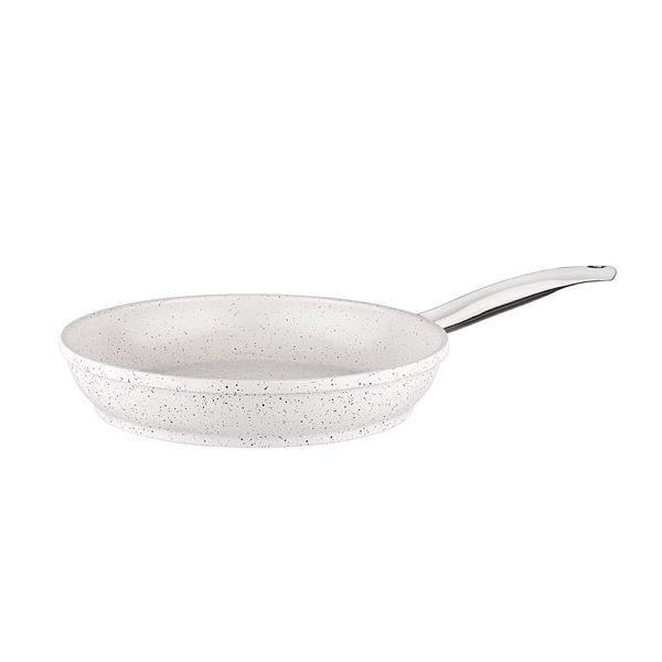 Granit Döküm Tava 26 cm Beyaz