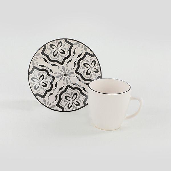 Reflect Kahve Fincan Takýmý 12 Parça 6 Kiþilik - 19304