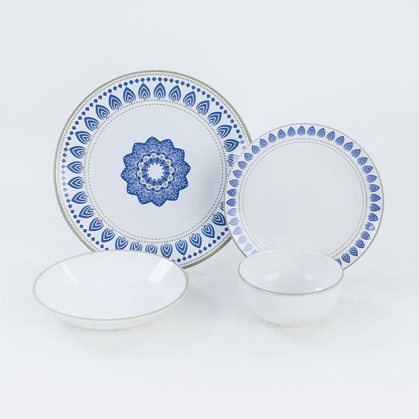 Blue Circle Yemek Takýmý 6 Kiþilik 24 Parça - 19870