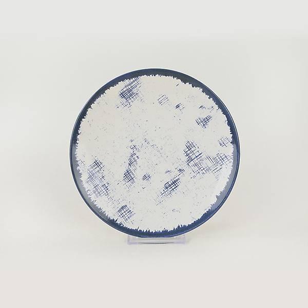 Line Blue Pasta Tabaðý 20 Cm 6 Adet - 19940