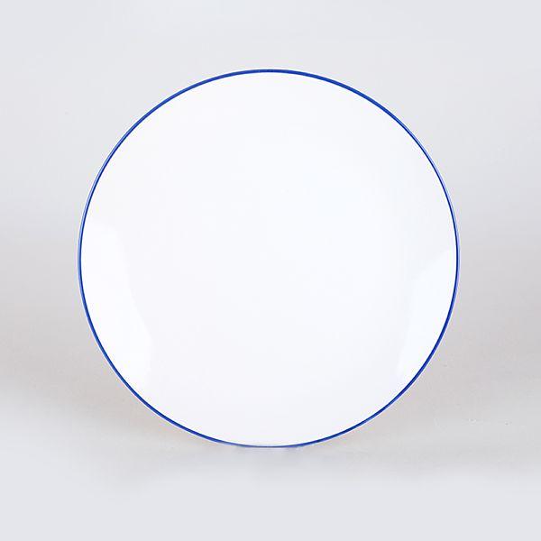 Blue Line Krem Yemek Takýmý 30 Parça 6 Kiþilik