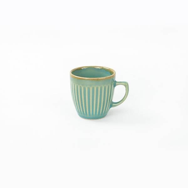 Teal Line Kahve Fincan Takýmý 12 Parça 6 Kiþilik