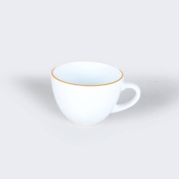 Topkapý Beyaz Çay Fincan Takýmý 12 Parça 6 Kiþilik