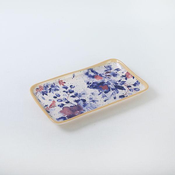 Mimoza Red Aizonai Kayýk Tabak 24 Cm