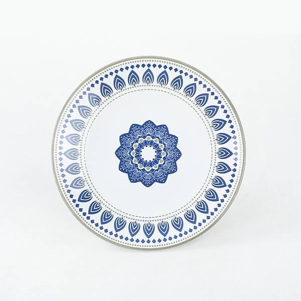 Blue Circle Pasta Tabaðý 20 Cm 6 Adet - 19870