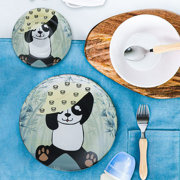 Neşeli Panda Mama Takımı - 18910