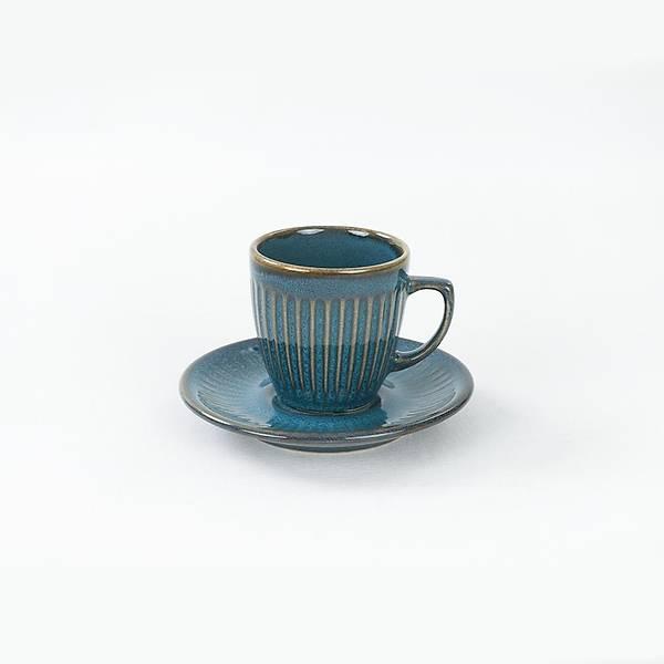 Azure Line Kahve Fincan Takýmý 12 Parça 6 Kiþilik
