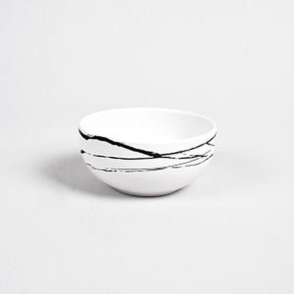 Mermer Çorba Kasesi 12 Cm 1 Adet - 17950-17951