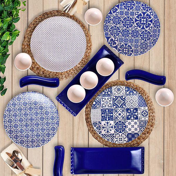 Blue Kahvaltý Takýmý 15 parça 4 Kiþilik 17925-26-27-28