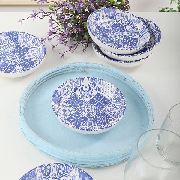 Blue Halka Çerezlik/Sosluk 13 Cm 6 Adet - 17926