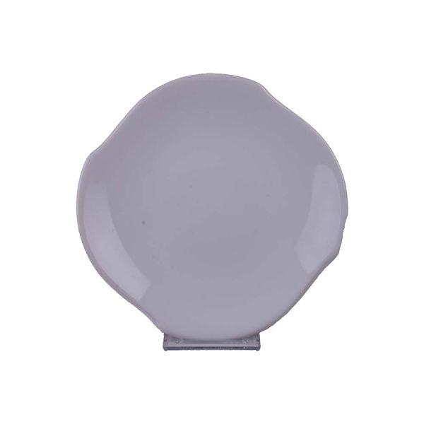 Beyaz Rüzgar Pasta Tabaðý 6 Adet 20 Cm