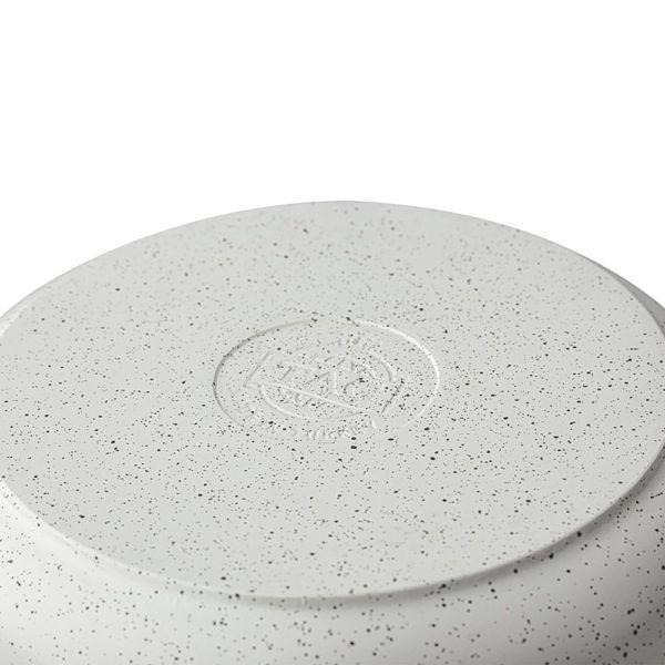 Gravita Döküm Basýk Tencere 26 cm Beyaz