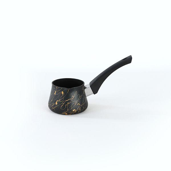 Elegance Granit Cezve & Sütlük 2 Kiþilik 200 ml