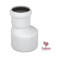 PVC Redüksiyon 125-75 mm