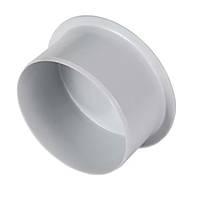 PVC Kör Tapa 75 mm