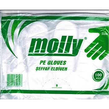 Molly Þeffaf Pet Eldiven