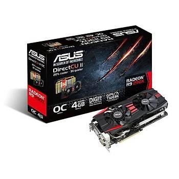 Asus R9290X-DC20C 4GB 512Bit GDDR5 16X