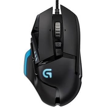 Logitech G502 Gaming Kablolu Mouse 910-004076