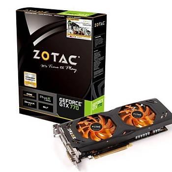 Zotac GTX770 4GB 256Bit GDDR5 16X