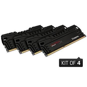 Kingston XMP Beast HyperX 32GB (4x8GB) 2400MHz DDR3 Ram