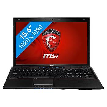 MSI GE60 2OE-215XTR Notebook