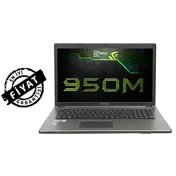 Monster Abra A7 V5.2.1 16GB SSD 17.3 Notebook