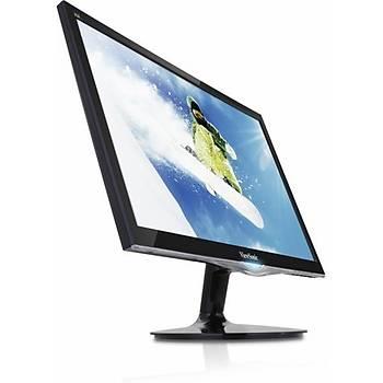 Viewsonic 23.6 inc VX2452MH Full HD HDMI 2ms Led Monitör