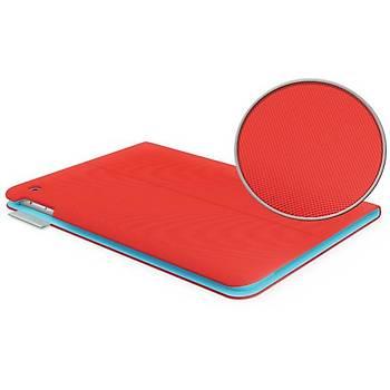 Logitech Folio Carbon iPad Air Kýlýf Kýrmýzý Orange 939-000658