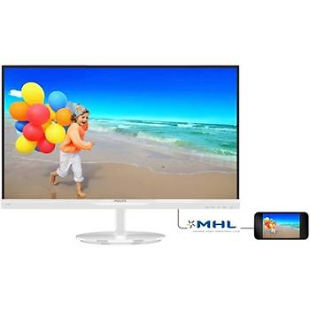 Philips 27 274E5QHAW-00 IPS Led Monitör Beyaz 5ms
