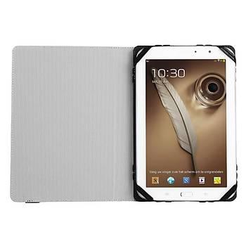 Trust Universal 7-8 inc Tablet Döner Kapak Tablet Kýlýfý