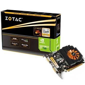 Zotac GT730 2GB 128Bit GDDR3 16X