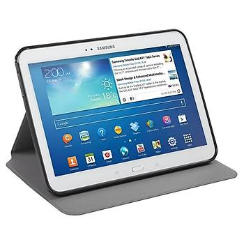 Targus THZ449 Evervu Samsung Tab4 8 inc Tablet Kýlýfý Siyah