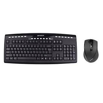A4 Tech 9200F Kablosuz Klavye Mouse
