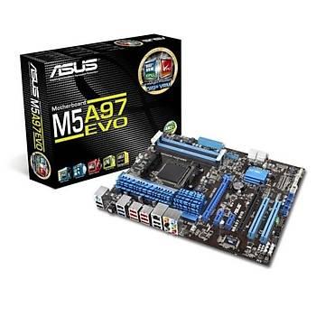 Asus M5A97 EVO AMD970 DDR3 1866MHz AM3+